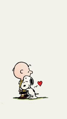Charlie and snoopy Tumblr Backgrounds, Cute Wallpaper Backgrounds, Wallpaper Iphone Cute, Tumblr Wallpaper, Cute Wallpapers, Phone Backgrounds, Snoopy Love, Charlie Brown And Snoopy, Snoopy And Woodstock