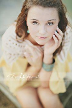 senior girl. huntsville alabama photographer. country girl. anna pociask photography