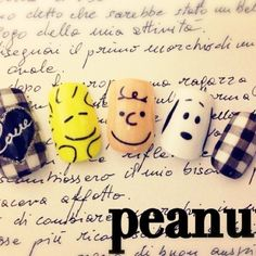 Peanut nails