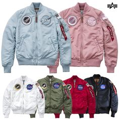 Not already times weightless by all who wanted to do? The MA-1 VF NASA Wmn can although only mentally fly you, however, is the little sister of the 133009 - MA-1 VF 59 Wmn always upright and presents their proud history with traditional NASA patches. The modern and sought-after slim fit bomber jacket has every reason to show the flag together with you. Welcome to little astronaut, in the pedigree of the bomber jacket 133009 - MA-1 VF 59 Wmn