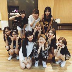 """민정 김 on Instagram: """"#SNH48 다들고생많앗는데좋은결과잇엇으면좋겟다 수고많앗어요 다음주화이팅!!!!"""" • Instagram Dancers, Instagram Posts, Dancer"""
