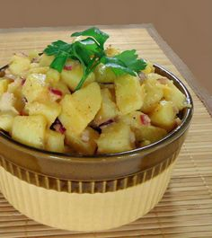 Take Two - Sweet and Spicy Potato Salad