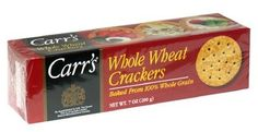 Best cracker to go with your cheese. Large enough to top for hors d'oevres