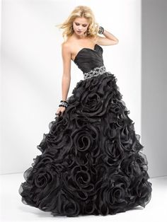 If your dress resembles a loofah or small animals could live within its skirt undetected, you might regret wearing it.