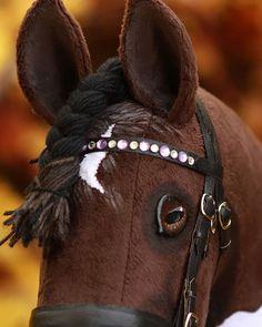 Stick Horses, Hobby Horse, Tack, Amazing, Diy, Instagram, Ideas, Hobbies, Crafting
