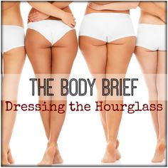 Do you have an hourglass figure? Lucky you! Learn how to dress your shape to be the envy of everyone.