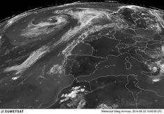Meteosat Bilder, Wetter Satellit, Weather Satellite