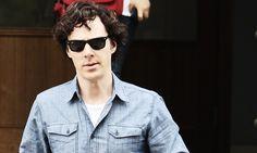 Benedict Cumberbatch looking hot
