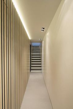 Interior view of the Maida Vale house in Greece by K-studio.