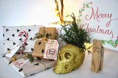 fullhouse lab: DIY: Envoltura Regalos Para Navidad