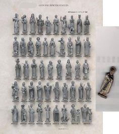 tiny catholic statue for pocket shrine - Google Search