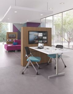 Laptop & Desktop Accessories Disciplined Kimball Hum Workstation; 4 Piece Set Fast Color