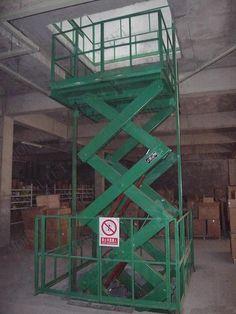 Scissor Lift Scissor Cargo Lift Hydraulic Lift Lift