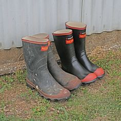 Image result for red band gumboots