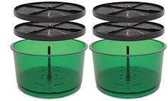 2 qty Freshlife FL3000 Extra Barrels Set Add Another Sprouter 2 Levels FRESH03S Green * You can find more details by visiting the image link.