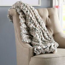 Hand Crochet Lap Blanket
