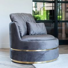 Richmond Interiors Fauteuil kopen? • Grote collectie • Sohome Kylie, Richmond Interiors, Elegant Chic, Tub Chair, Accent Chairs, Armchair, Velvet, Furniture, Home Decor