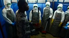 """As a Physician Assistant, Korlia Bonarwolo was just doing his job when he provided care for his colleague in the emergency room of Redemption Hospital in New Kru Town, Liberia. When, despite his efforts, she tragically died, a chill ran down his spine. """"What if it was Ebola, and what if I am next?"""" he thought. Ten days later, he began to experience signs and symptoms of Ebola. But thanks to his quick thinking and early treatment, Korlia survived. Now, he is helping train fellow healthcare…"""