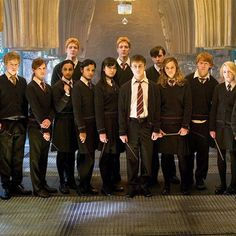 Hogwarts School of Witchcraft and Wizardry, Dumbledore's Army
