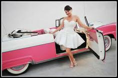rock 'n' roll bride