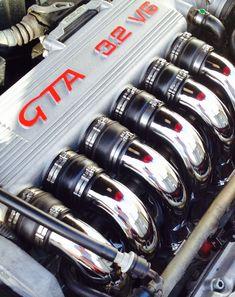 My bella. Alfa Romeo 147 GTA 3.2V6.