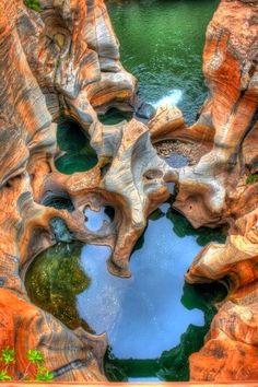 Nino le boss - Google+ - Blyde River Canyon, #SouthAfrica  ♥