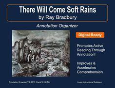 there will come soft rains short story activities classroom there will come soft rains by ray bradbury acirc158iexclall our stories are digital