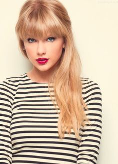 Taylor Swift... #Red...<3