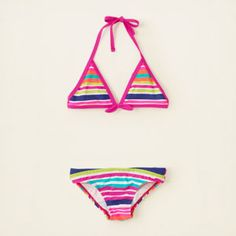 girl - swimwear - bow bikini | Children's Clothing | Kids Clothes | The Children's Place
