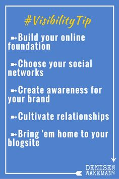 Start with your foundation, then move to social media marketing tactics.