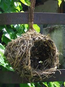 nichoir oiseau en osier - Startpage Image Recherche