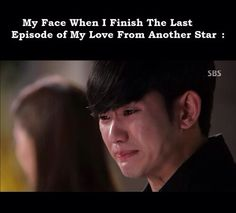 hahahaha same here i also have a personal attachment with this drama Korean Drama Funny, Korean Drama Quotes, Exams Memes, Moorim School, My Love From Another Star, Korean Shows, Drama Fever, Kdrama Memes, Asian Love