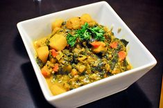 veggie curry from clean green simple