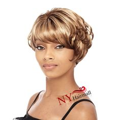 It's a Wig Synthetic Wig Club Girl - Delight
