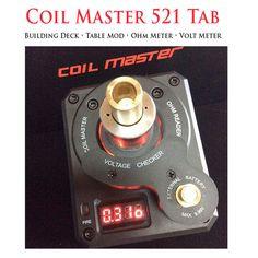 Coli Master 521 Tab – Victory Vape