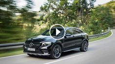 A unique combination of agility, elegance and everyday practicality.    Hallmark Driving Performance.    Mercedes-AMG is once again extending its product portfolio with the addition of a very dynamic model: The new GLC 43 4MATIC Coupé combines a sporty,