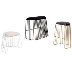 Bride's Veil Stool by Phase Design