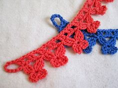 Mr. Micawber's Recipe for Happiness: Flutter-By Curtain Ties ~ A Free Crochet Pattern with Tutorial