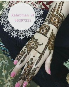 45 Best Ritu Images Mehndi Art Hand Henna Henna Patterns