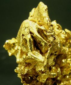 gold | Gold Mineral Specimen - Large Photo - Fabre Minerals