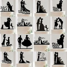 Acrylic Mr &Mrs Bride and Groom Wedding Love Cake Topper Party Favors Decoration | Home & Garden, Wedding Supplies, Wedding Cake Toppers | eBay!