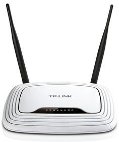 WIRELESS ROUTER TP-LINK N300 TL-WR841ND