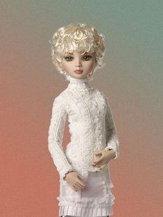 Vintage Day Edwardian Blouse | Wilde Imagination $38.00*   ---                                   Platinum Crop Wig  $30.00*