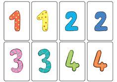 Exemple du jeu du quinze,cartes à découper pour réaliser l'atelier