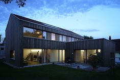 Architekt: Gerald Amann - Querformat, Dornbirn