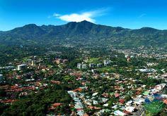 San Jose, the capital of Costa Rica