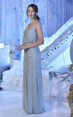 Look #1 Gorgeous dress. Spencer Jill from Pretty little lliars