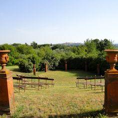 Giardino della villa L'Apparita  photo n.1