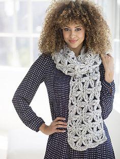 Ravelry: Daisy Chain Scarf pattern by Teresa Chorzepa Crochet Chain Scarf, Crochet Scarves, Crochet Shawl, Crochet Clothes, Knit Crochet, Crochet Things, Crochet Lion, Free Crochet, Crochet Flower