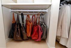 トピック149/要素2524 Bedroom Closet Storage, Dressing Room Closet, Diy Storage, Closet Organization, House Chores, Handbag Storage, Wardrobe Rack, Interior Inspiration, Diy Design